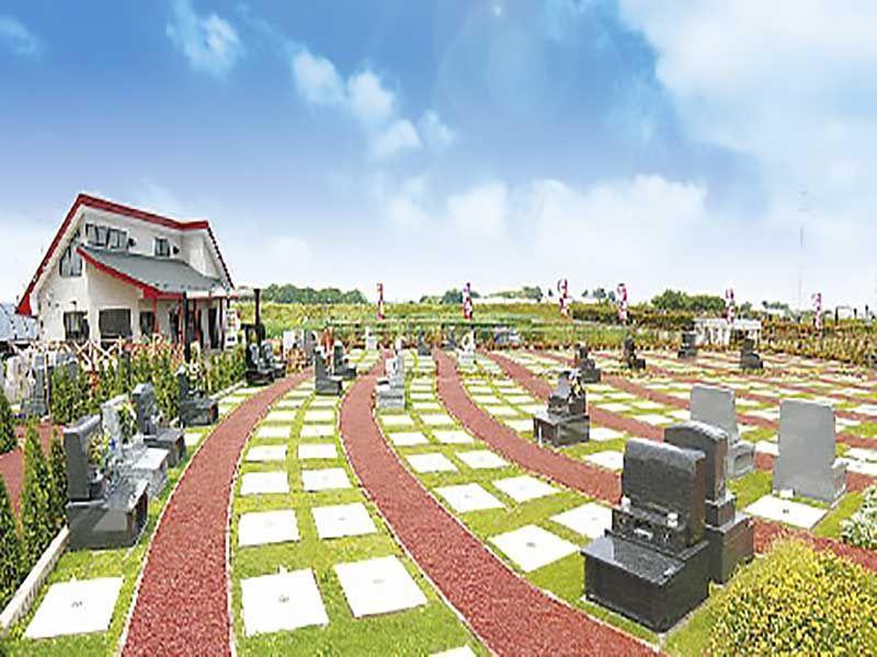 芝生の霊園あさか野セカンドステージ ガーデニング墓地