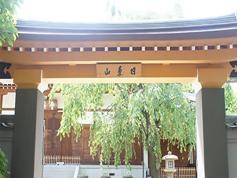 麻布の杜 曹溪寺墓苑