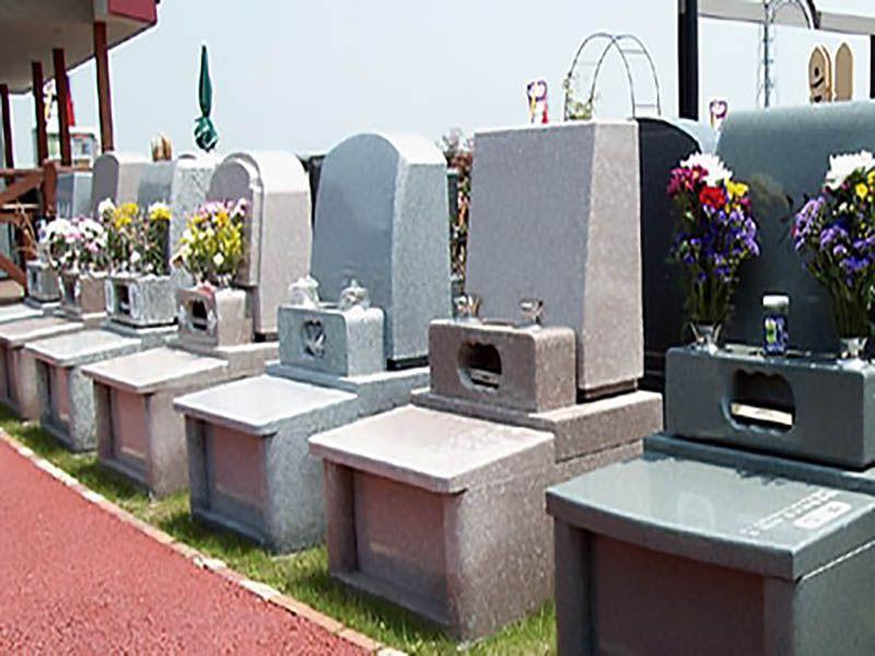 芝生の霊園あさか野セカンドステージ 日当たりの良い墓域
