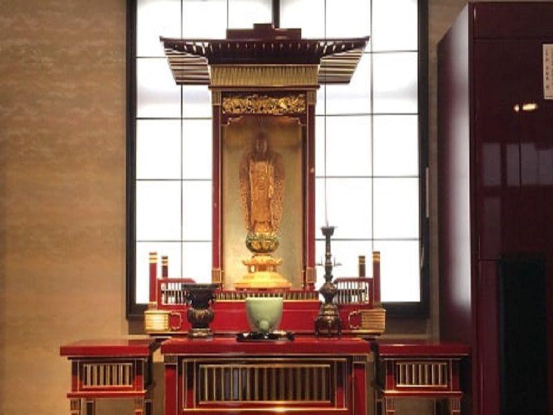 正善寺 調布霊廟 気品あふれる仏像