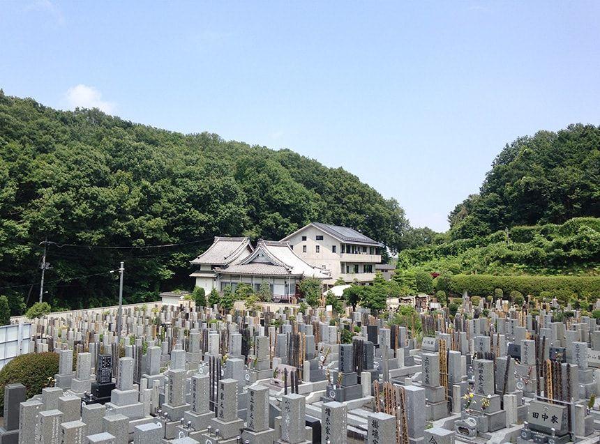 城山霊園10