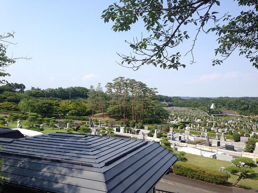 東京霊園3