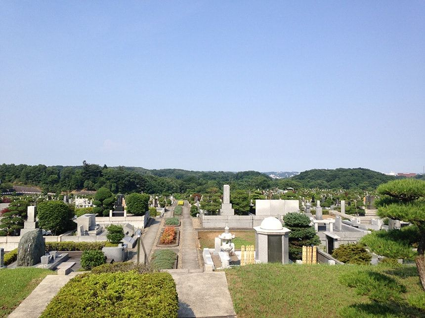 東京霊園7