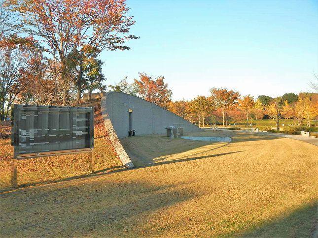 さいたま市営霊園 思い出の里 夕日が美しい合葬式墓地