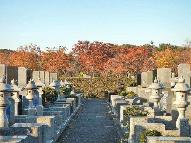 さいたま市営霊園 思い出の里 一般墓地
