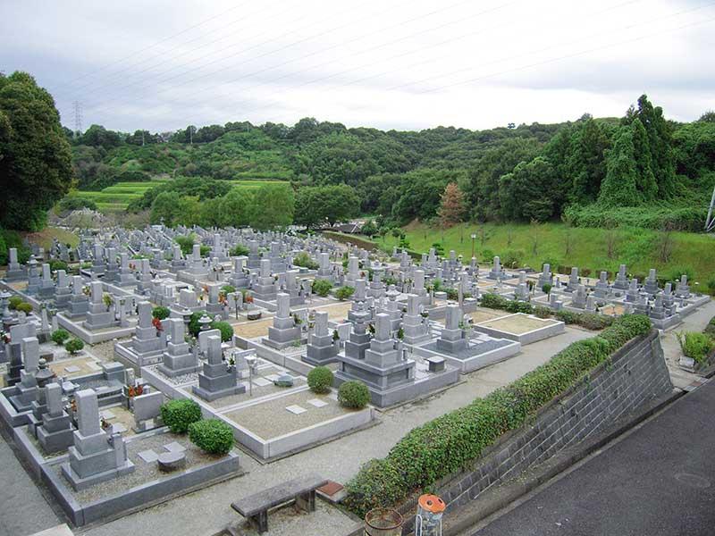 堺市営 堺公園墓地(鉢ヶ峯公園墓地) 一般墓所