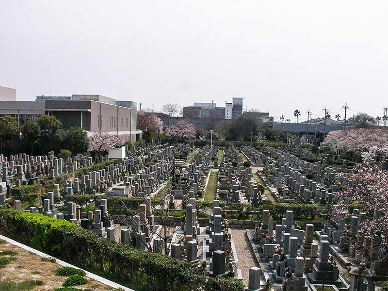 尼崎市営 弥生ケ丘墓園