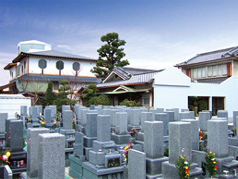 泰清寺墓地
