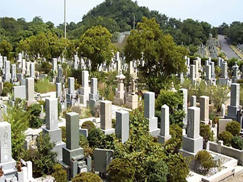 神戸市立 鵯越墓園