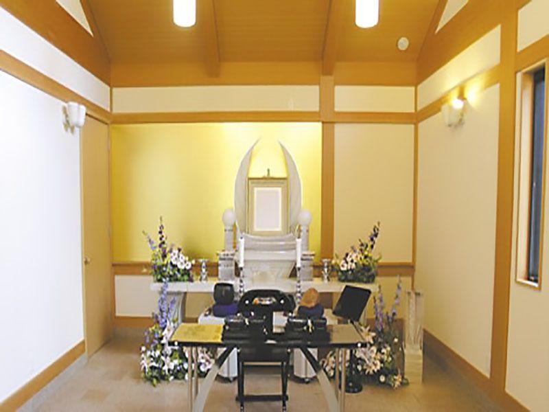 平塚霊園 那由佗の郷 供養施設も完備