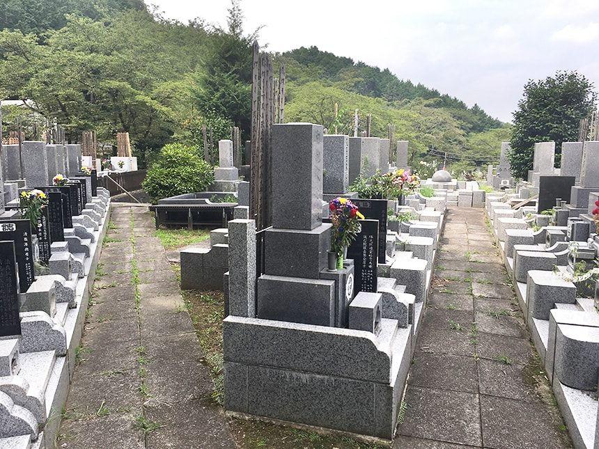東京秋田霊園6