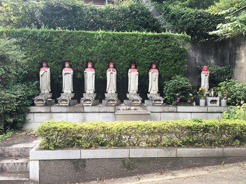 東京秋田霊園8