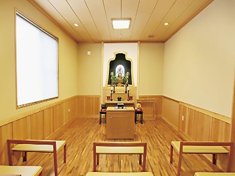 平塚中央霊園Ⅱ 供養施設も完備