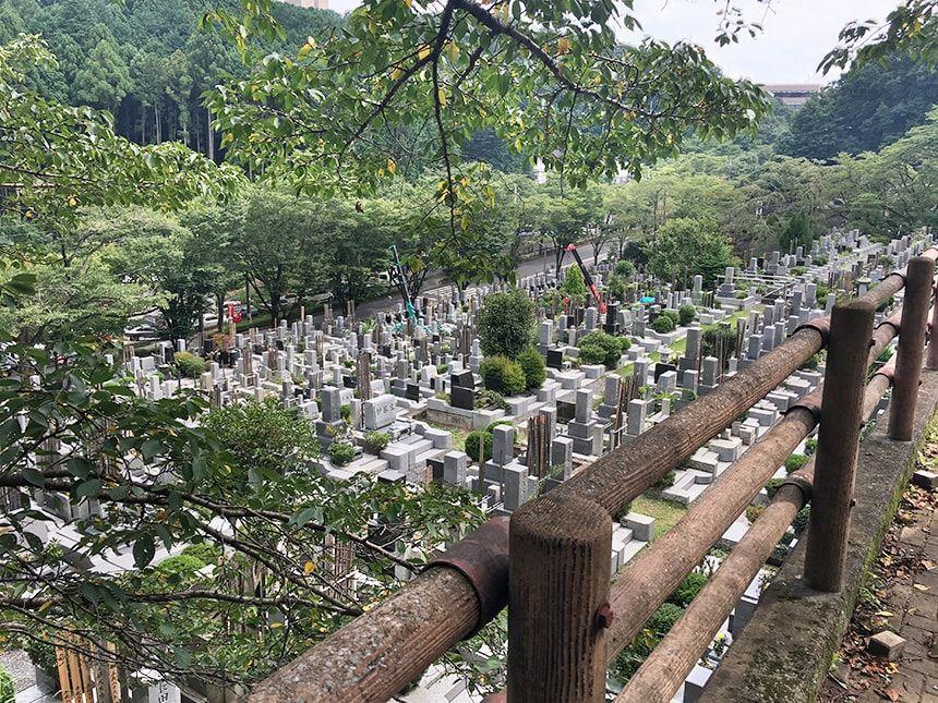 東京秋田霊園11