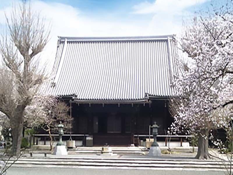 本願寺山科別院墓地
