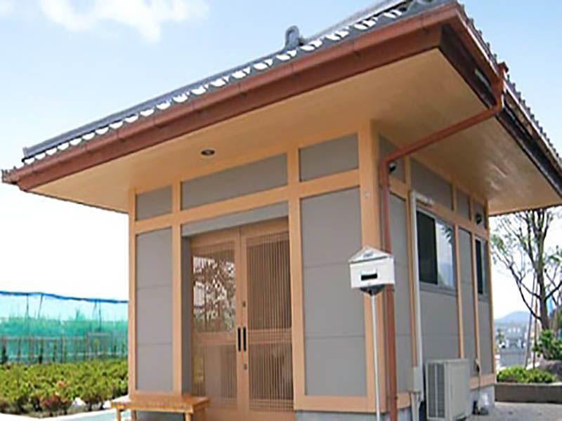 平塚中央霊園Ⅱ 管理施設