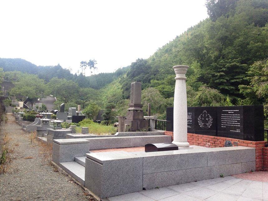 高尾霊園7