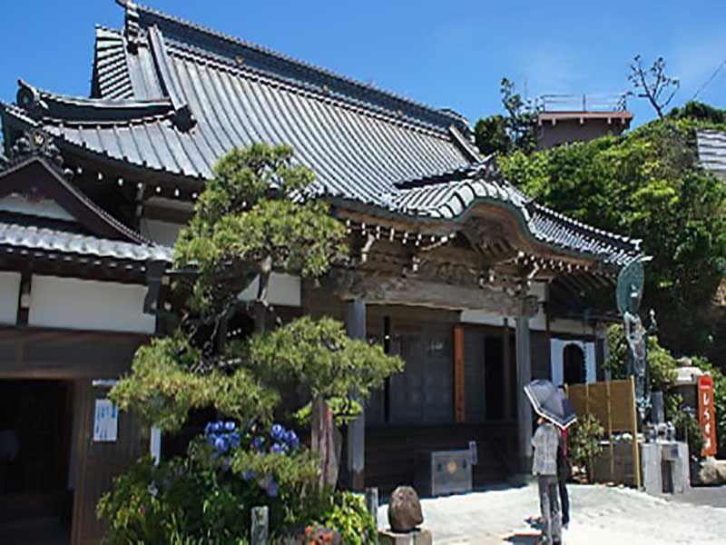 鎌倉七里ヶ浜霊園 満福寺