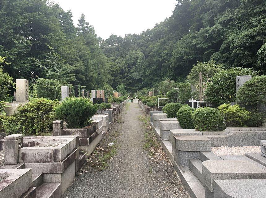 高尾霊園10