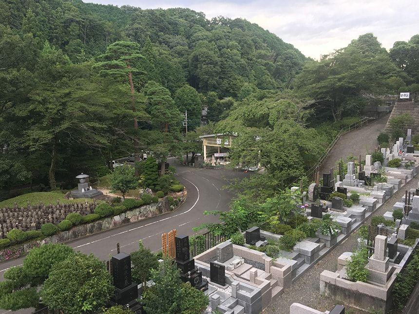 高尾霊園11