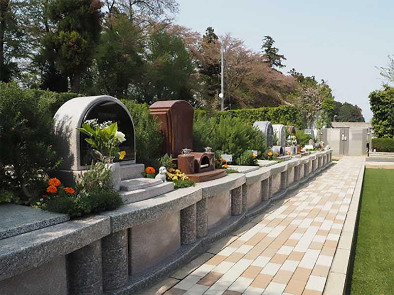 鶴ヶ島さくら並木霊園セントソフィア 一般墓所