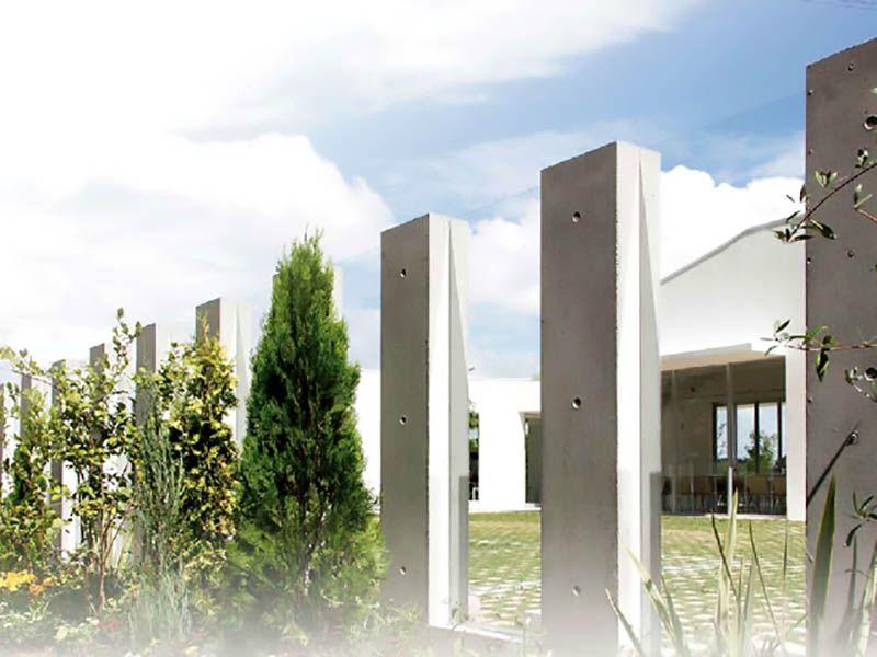 鶴ヶ島さくら並木霊園セントソフィア 緑に囲まれた霊園