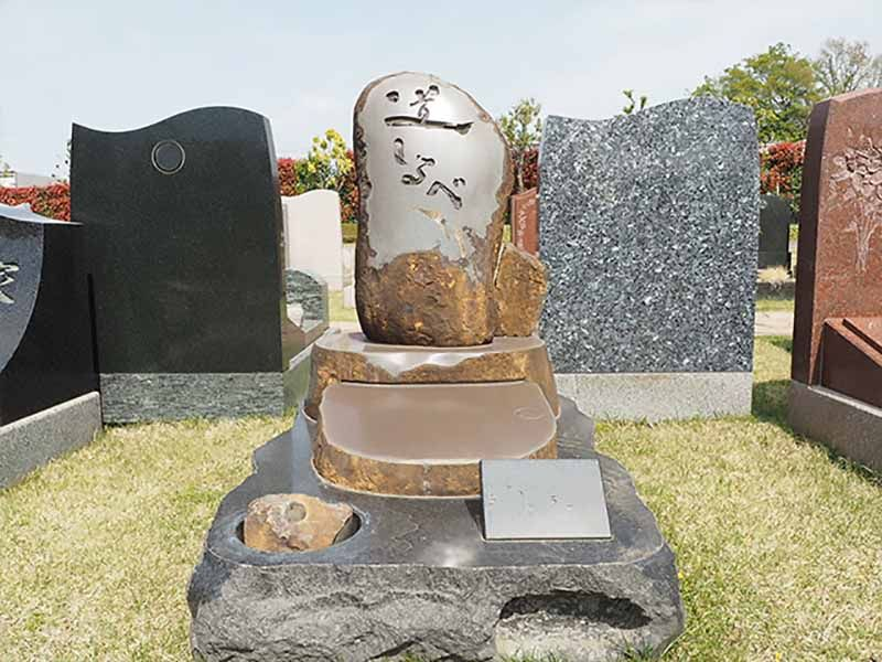 リバティ所沢セントソフィア 墓石建墓例