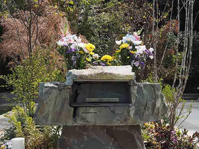 鶴ヶ島さくら並木霊園セントソフィア 樹木葬「葉もれび」