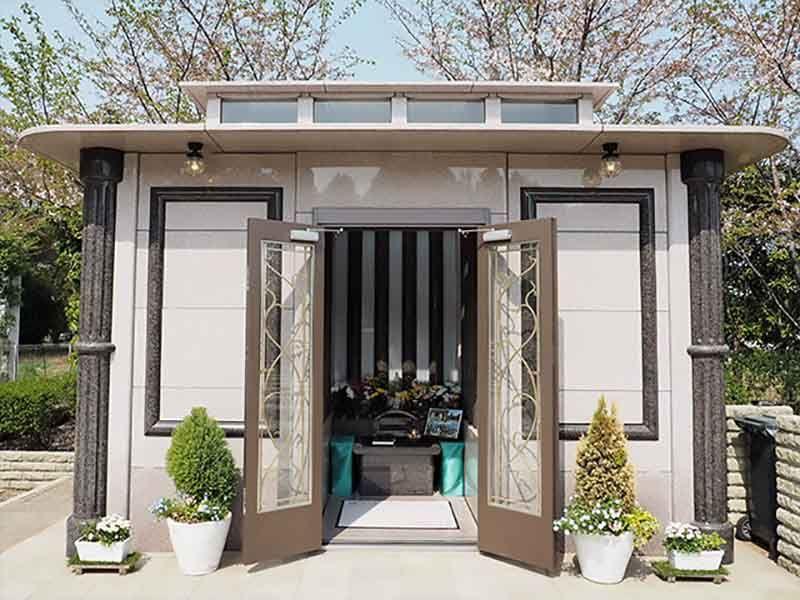 鶴ヶ島さくら並木霊園セントソフィア 永代供養墓「博愛の絆」
