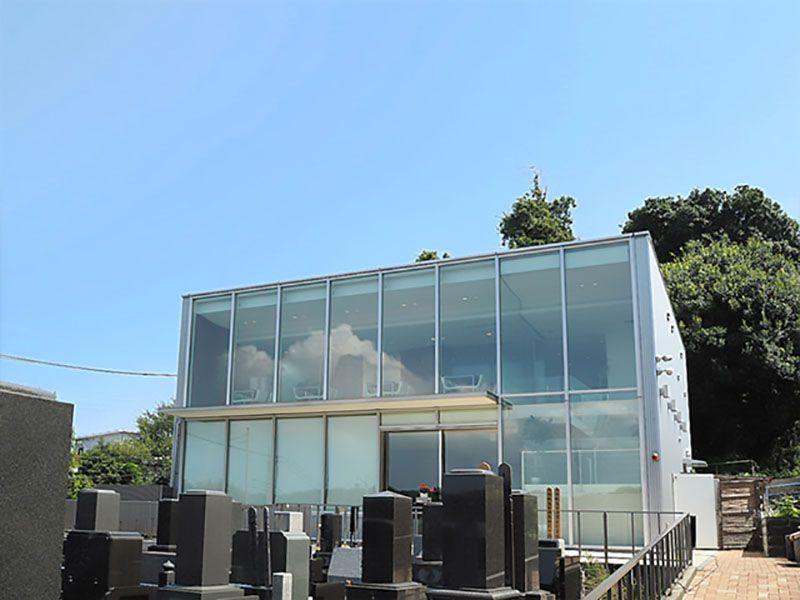 綾瀬中央霊園セントソフィア 管理事務所