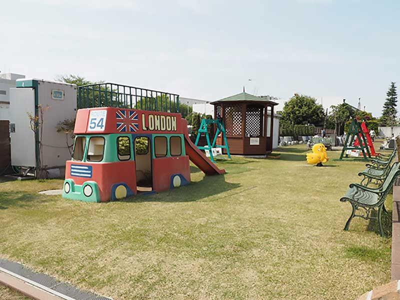 リバティ所沢セントソフィア 子供が遊べる遊具施設