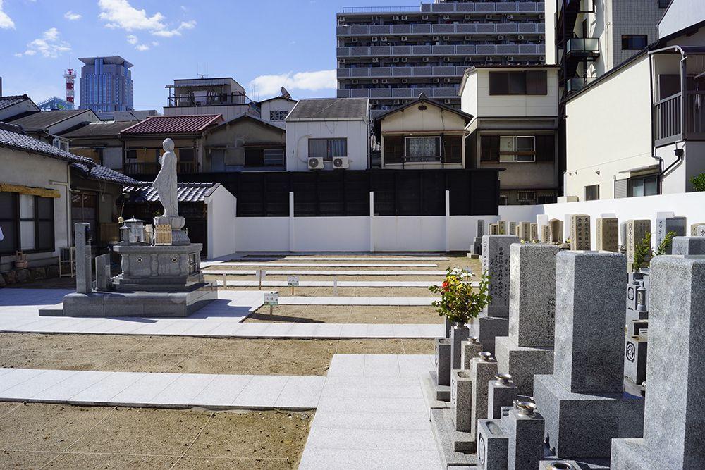 提法寺墓地