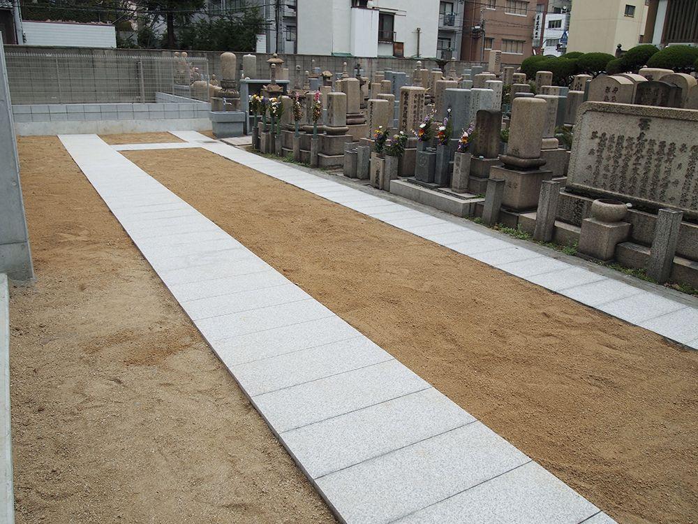 安楽寺墓地