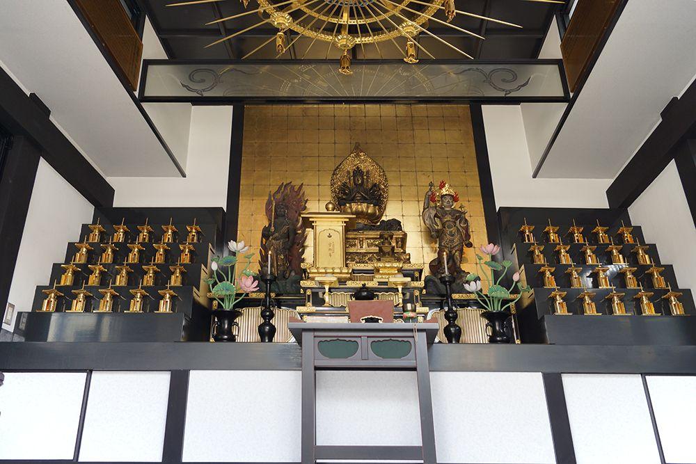 銀山寺墓地 永代供養墓