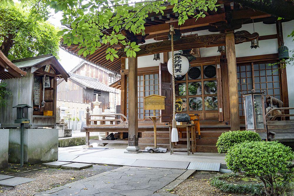 東福寺霊園 境内の風景