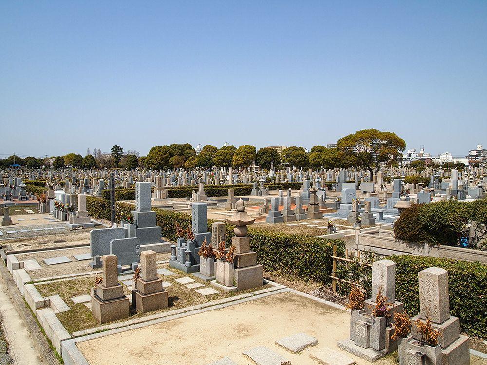 瓜破霊園の一般墓