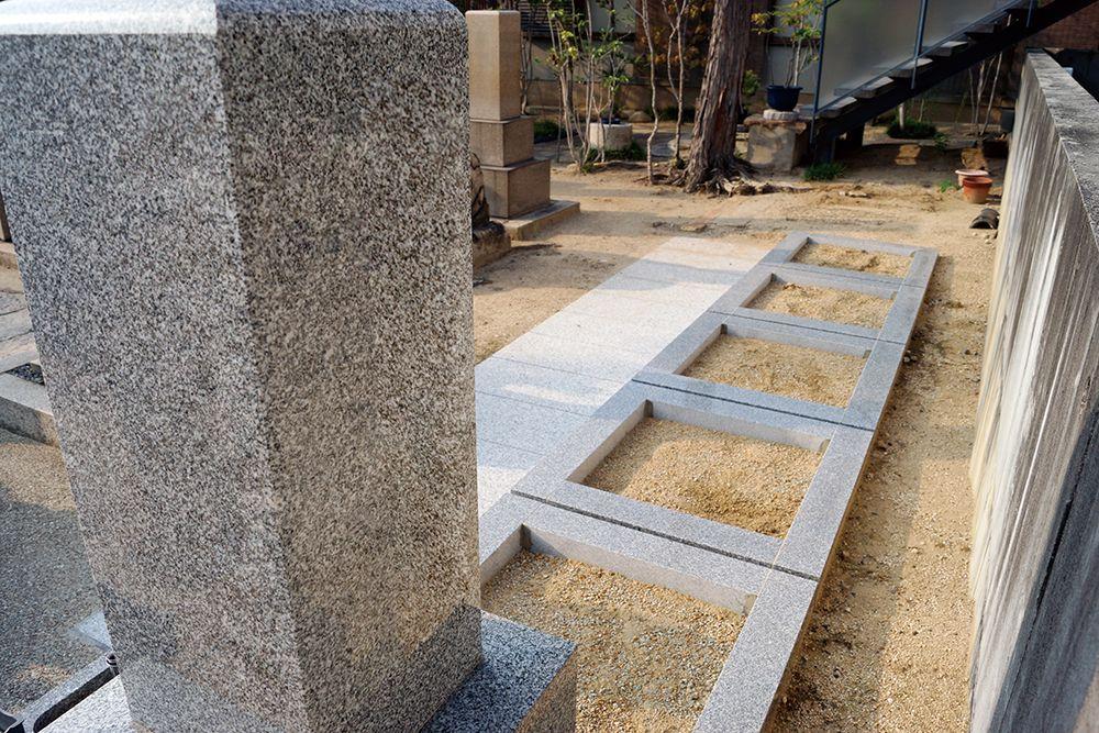 宝国寺墓地