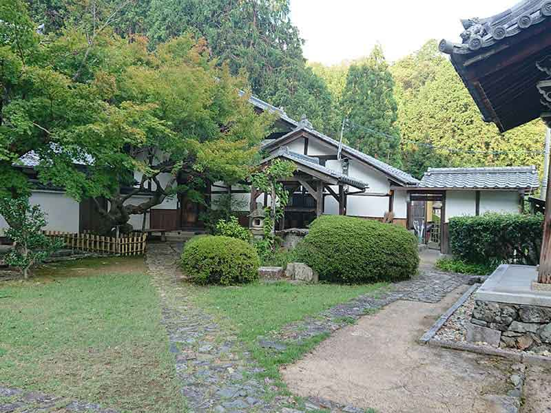 西寿寺霊園の雰囲気