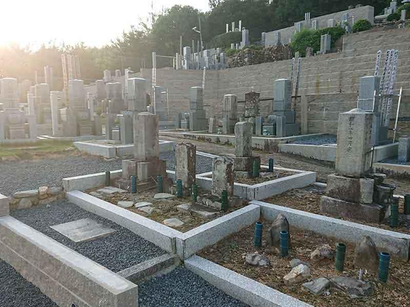 西寿寺霊園のお墓