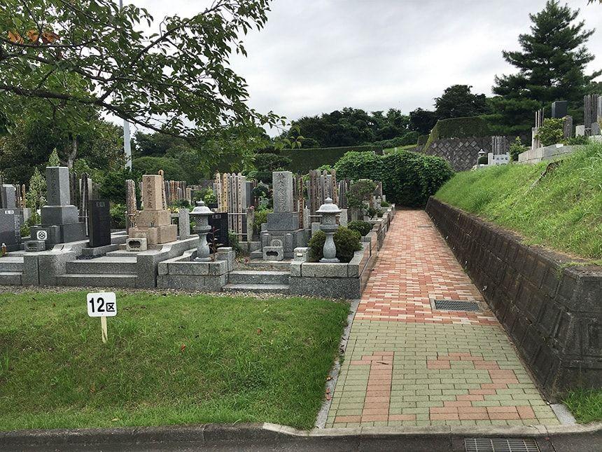 東京まや霊園8