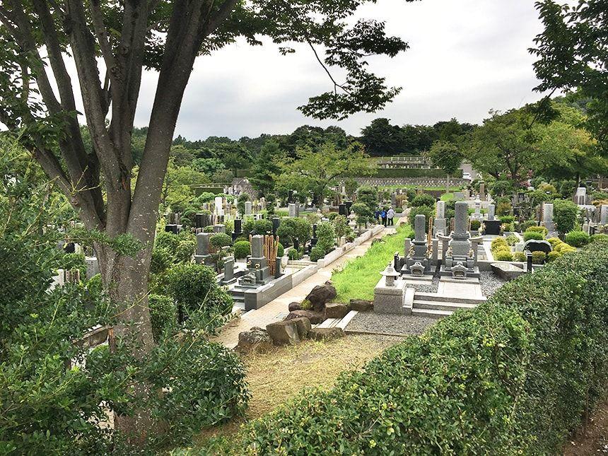 東京まや霊園12