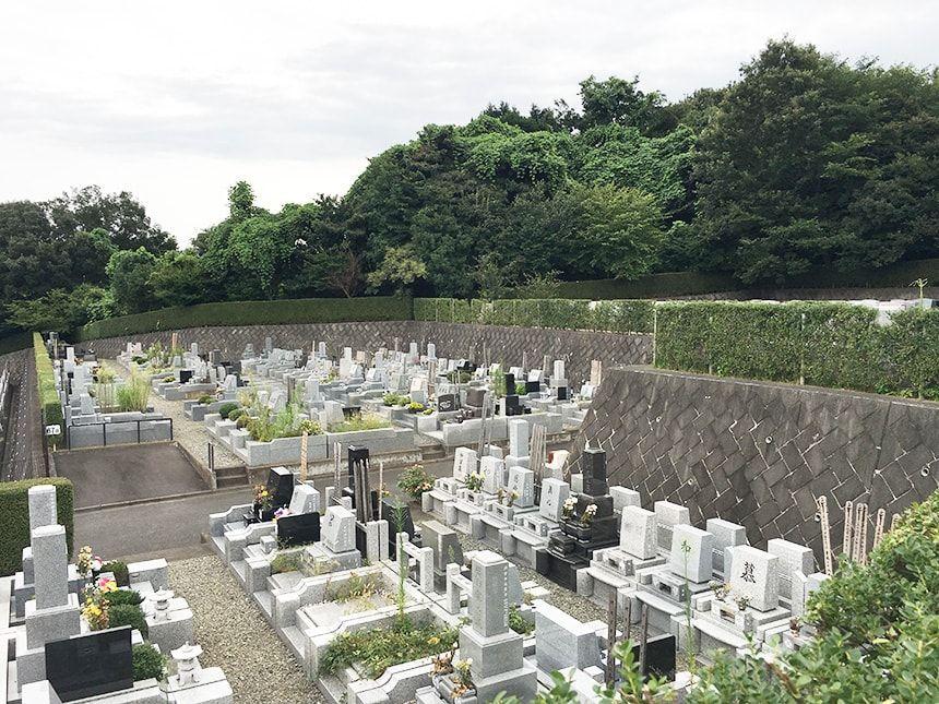 東京まや霊園16