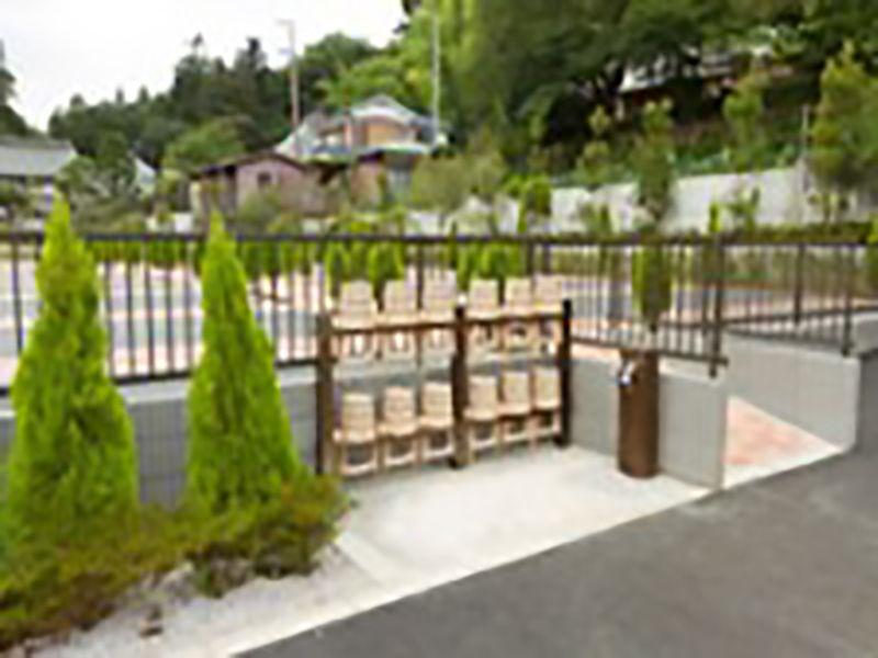 メモリアルガーデン山田 水道設備