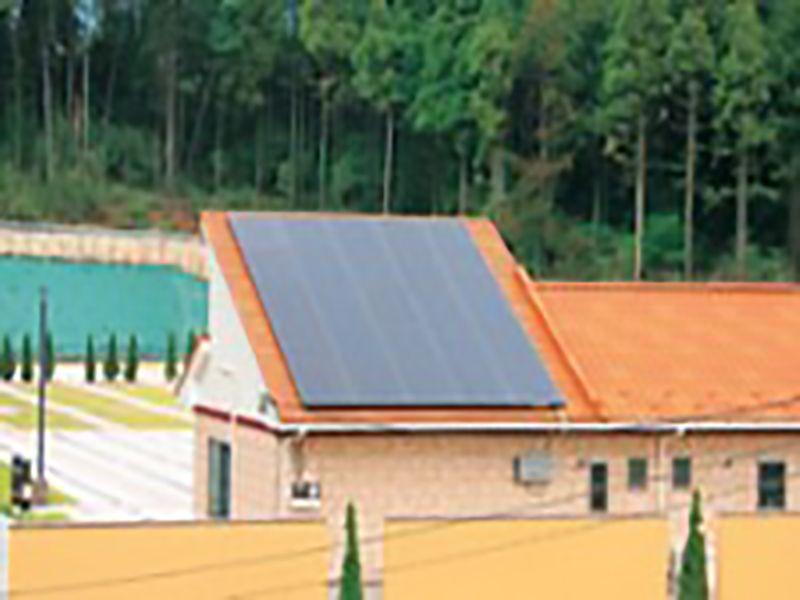 メモリアルスクエア佐倉 太陽光発電
