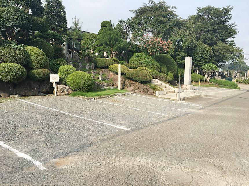 緑町霊園2