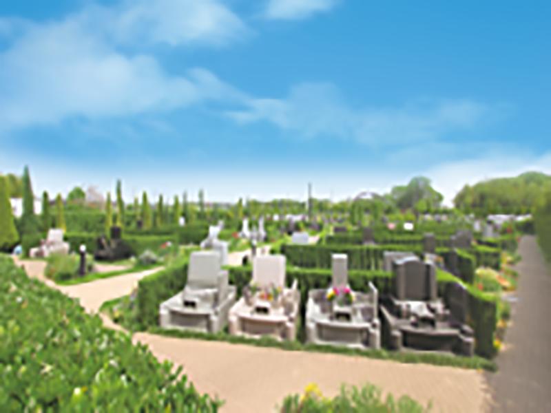 とうぶ若葉園 緑あふれるガーデニング霊園