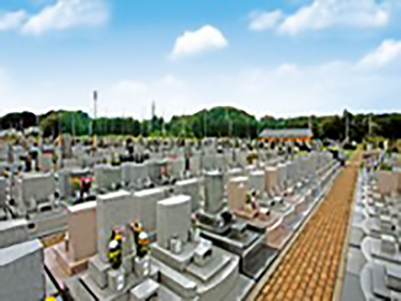 柏メモリアルガーデン ヨーロッパ風の公園型墓地