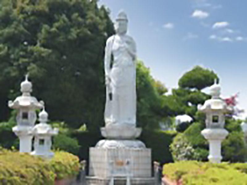 武蔵メモリアルパーク 苑内の石仏