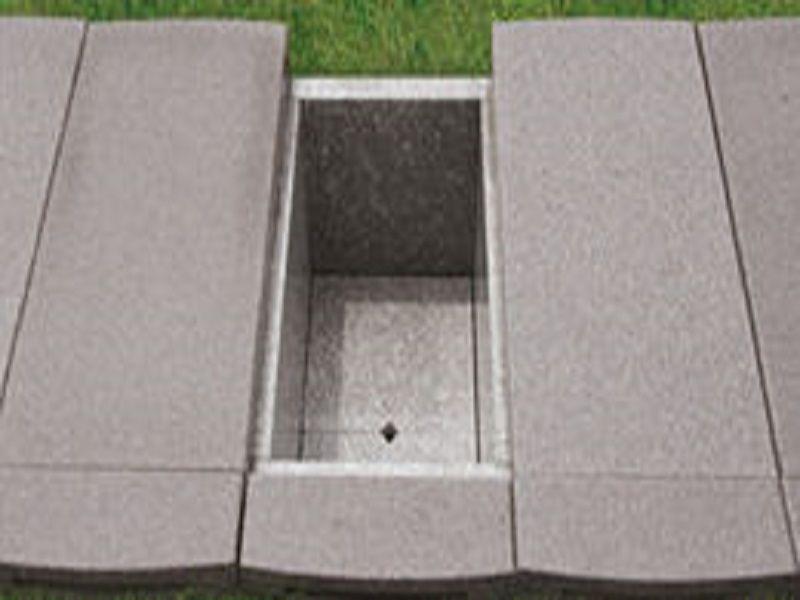 悠久の碑 八王子梅洞寺 独立型墓所 納骨棺