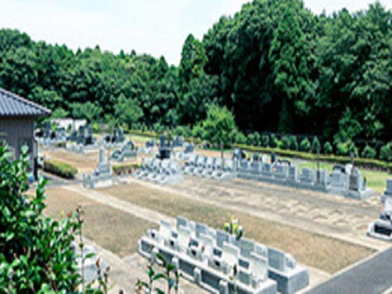清寂の杜 歓喜院霊園 園内風景
